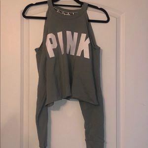 Victorias Secret Pink Sweatshirt